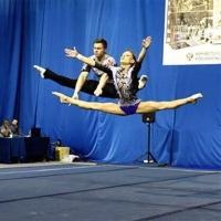 Омская акробатка завоевала золотую медаль на Всемирных играх