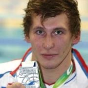 Омский пловец выиграл «серебро» и «бронзу» чемпионата мира