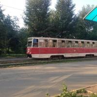 Омские трамваи ожидают ремонта