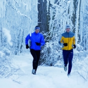 """Омские """"моржи"""" устроят зимнюю пробежку до Сочи"""