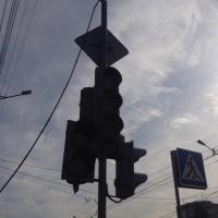 Светофоры в День города Омска будут гореть по-другому