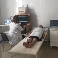 На ремонт поликлиники в Омской области потратили 18 млн рублей