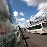 Омский бюджет тратится на поддержку пустых районных маршруток
