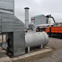 В Черлакском районе открылся крупяной завод
