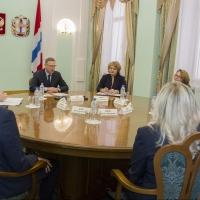 Бурков рассказал о давней связи с Омской областью