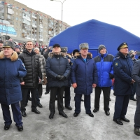 Губернатор Назаров пообещал омичам повторить акцию, собравшую  более ста тысяч омичей
