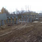 Новый мост в Омской области обошёлся в 30 миллионов