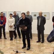 Открылась выставка компьютерной живописи «Шедевры для Третьяковки»