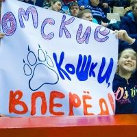 Новый состав «Омички» выиграл свой первый матч
