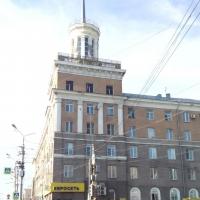 Чтобы не рухнул знаменитый в Омске шпиль, наложен сервитут
