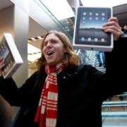 Таможня сделала подарок Apple в канун выхода iPad 3
