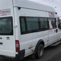 Перевозчик прокомментировал странное поведение водителя 703-й маршрутки