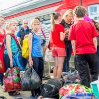 Омских детей станут воспитывать беженцы с Украины
