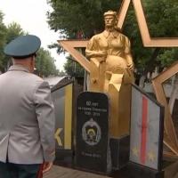 В Омском автобронетанковом институте заложили капсулу в новый памятник