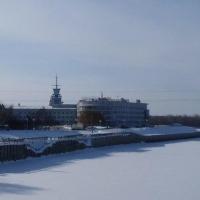 На выходных в Омской области потеплеет до -4 градусов