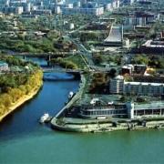 День города в Омске. 4 августа