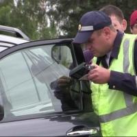 Во время операции «Тонировка» омские госавтоинспекторы поймали пьяного водителя