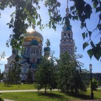 Прогноз погоды в Омске с 12 по 16 июня