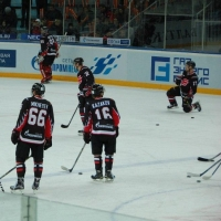 Омский «Авангард» сыграл свой третий победный матч со счетом 3:1