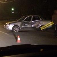 В ДТП в центре Омска пострадали четыре человека, в том числе подросток