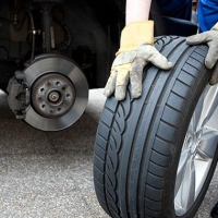 Замена резины для автомобиля