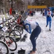 Омская спортсменка отличилась в триатлоне
