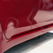 Пластиковые и металлические пороги для автомобиля
