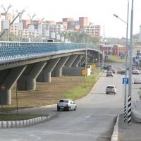 Дороги и развязки появятся над станциями омского метро