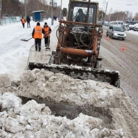 Омску нужны 1,3 млрд рублей на дорожную технику