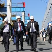 При поддержке Сбербанка в Омске будут производить строительные материалы