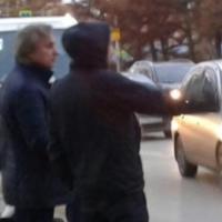 Депутатский Лексус попал в ДТП в центре Омска