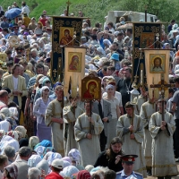 Центр Омска перекроют на время крестного хода