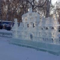 В парке 30-летия ВЛКСМ для омичей построят двухуровневый замок