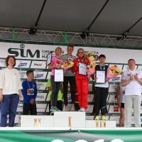 Андрей Лейман сделал хет-трик на омском марафоне