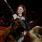 Марица ЗАПАШНАЯ: «В цирке не нужно показывать животных»