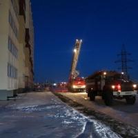 В одной из новых многоэтажек Омска взорвался газовый баллон
