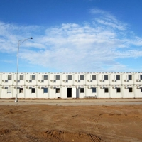 Вахтовый городок для китайцев начали строить под Омском