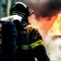 В гостинице Омска «Охотничий привал» произошел пожар