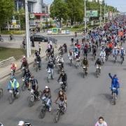 Крутили педали, пока призы не дали. В городе прошёл очередной праздник велосипедистов