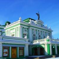 Пользователи Рунета включили омскую «драму» в число лучших театров страны
