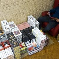 Омичам подарят книги студии Артемия Лебедева