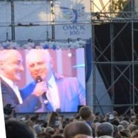 «Хор Турецкого» устроил в Омске народное караоке
