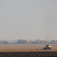 Омский аграрий готовятся перейти на круглосуточный режим уборки полей