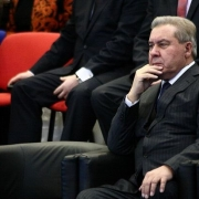 """Леонид Полежаев считает попадание в плей-офф потолком для """"Авангарда"""""""