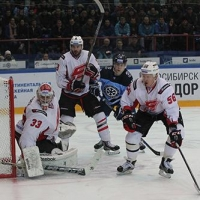 «Авангард» упустил победу над «Сибирью» на выезде