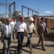 22 июля на территории омской ТЭЦ-3 состоялось выездное заседание