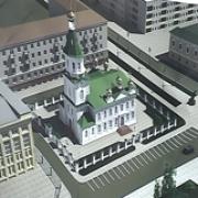 Археологи предлагают городской администрации возобновить раскопки Воскресенского собора