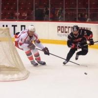 Омские «ястребы» разгромили уральцев на Кубке губернатора в Челябинске