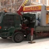 """От """"Торгового города"""" вывезут незаконные киоски"""