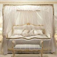 Когда хочется эксклюзивности: кровати с балдахином